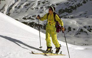 Skitour Kaltenberg